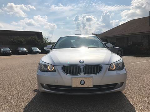 2010 BMW 5 Series for sale at AutoMax of Memphis in Memphis TN