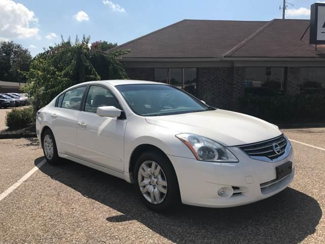 2012 Nissan Altima for sale at AutoMax of Memphis - Chris Anderson in Memphis TN