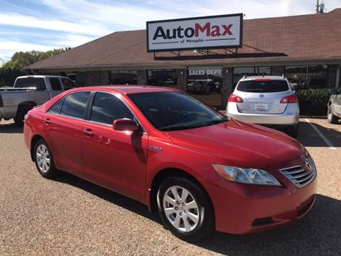 2009 Toyota Camry Hybrid for sale in Memphis, TN