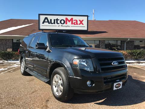 Ford Expedition El For Sale At Automax Of Memphis Don Laney In Memphis Tn