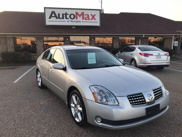 2006 Nissan Maxima 3.5 SE In Memphis TN - AutoMax of Memphis