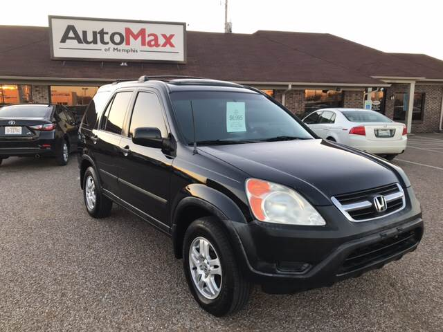 2003 Honda CR V For Sale At AutoMax Of Memphis   Jason Wulff In Memphis