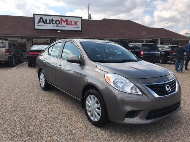 Great 2013 Nissan Versa For Sale At AutoMax Of Memphis   Jason Wulff In Memphis TN