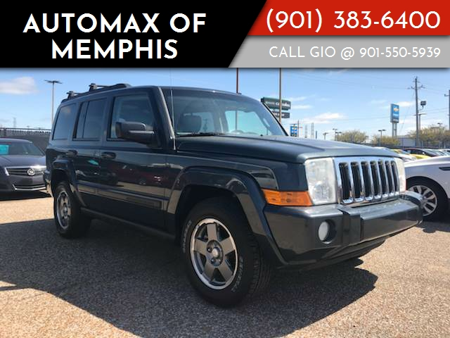 2007 Jeep Commander For Sale At AutoMax Of Memphis In Memphis TN