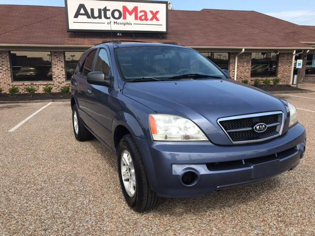 2004 Kia Sorento For Sale At AutoMax Of Memphis   Jason Wulff In Memphis TN