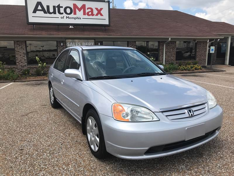 2001 Honda Civic For Sale At AutoMax Of Memphis   Jason Wulff In Memphis TN