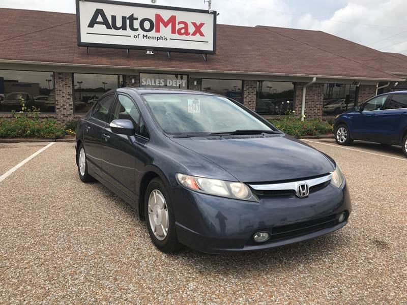 2006 Honda Civic For Sale At AutoMax Of Memphis   Jason Wulff In Memphis TN