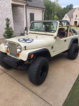 1984 Jeep Scrambler for sale in Memphis, TN
