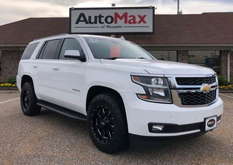Chevrolet Tahoe For Sale In Memphis Tn Automax Of Memphis