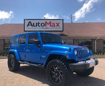 2015 Jeep Wrangler Unlimited for sale in Memphis, TN