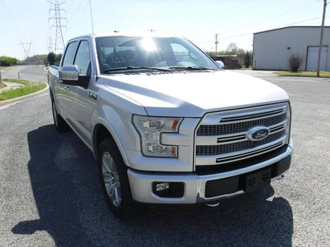 2016 Ford F-150 for sale in Memphis, TN