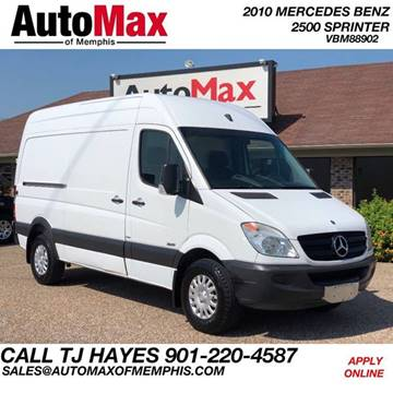 2010 Mercedes-Benz Sprinter Cargo for sale in Memphis, TN