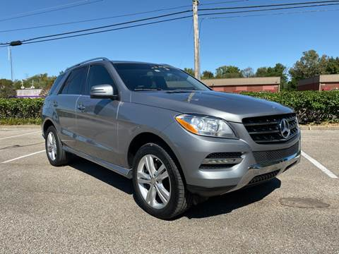 2015 Mercedes-Benz M-Class for sale in Memphis, TN