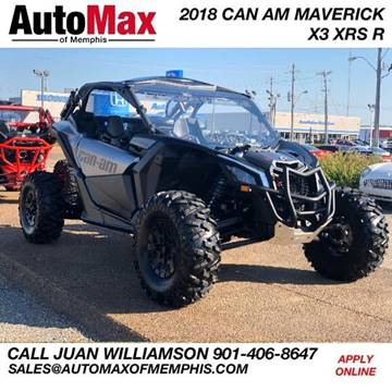 2018 Can-Am Maverick for sale in Memphis, TN