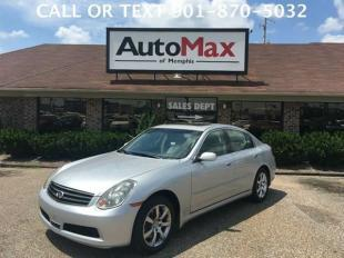 2006 Infiniti G35 for sale at AutoMax of Memphis - David Harper in Memphis TN