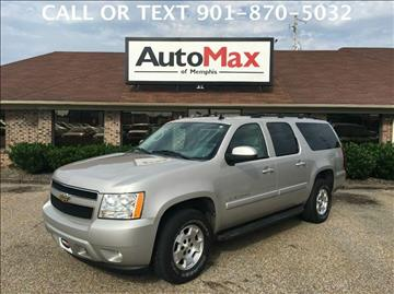 2007 Chevrolet Suburban for sale at AutoMax of Memphis - RICHARD THIGPEN in Memphis TN