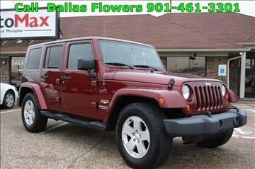 2007 Jeep Wrangler Unlimited for sale in Memphis, TN