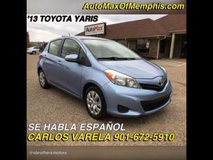 2013 Toyota Yaris for sale at AutoMax of Memphis - V Brothers in Memphis TN