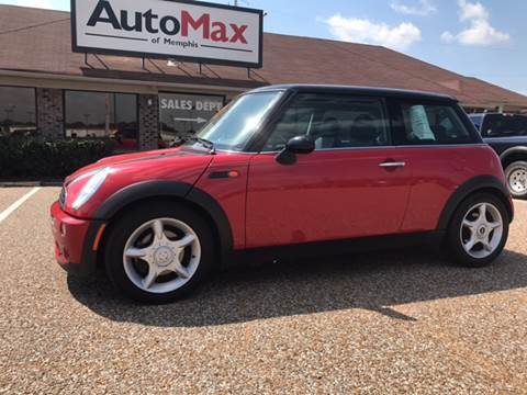2006 MINI Cooper for sale at AutoMax of Memphis - Jason Wulff in Memphis TN