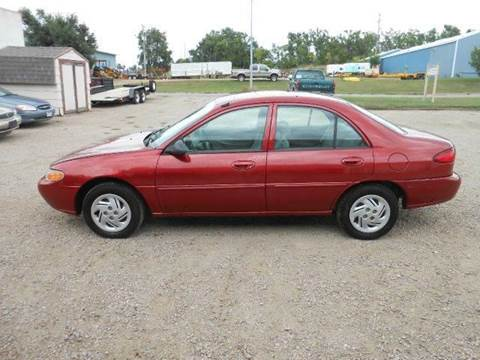 2002 Ford Escort for sale at Car Corner in Sioux Falls SD