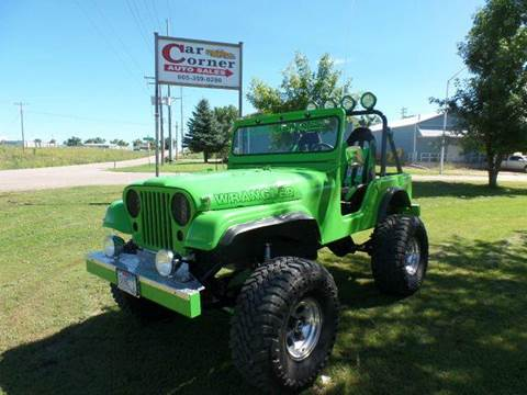 1952 Willys CJ-5