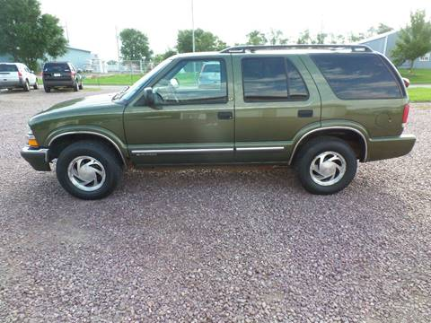 2001 Chevrolet Blazer for sale in Sioux Falls, SD