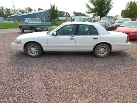 1999 Ford Crown Victoria for sale in Sioux Falls, SD