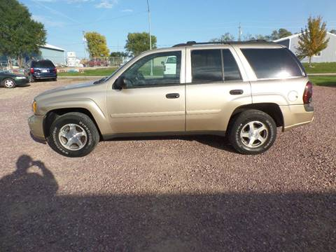 2006 Chevrolet TrailBlazer for sale in Sioux Falls, SD