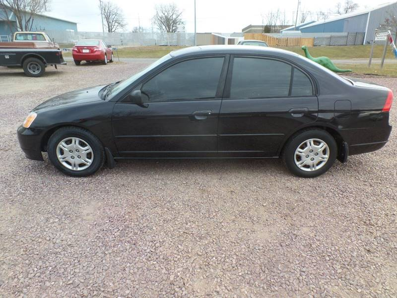 2001 Honda Civic for sale at Car Corner in Sioux Falls SD