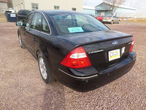 Ford five hundred for sale in sioux falls sd for Big city motors sioux falls sd