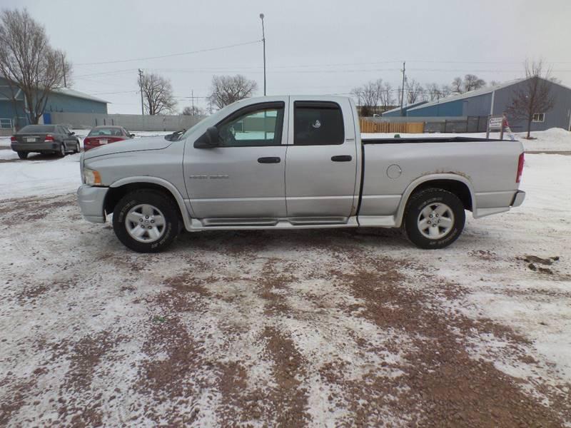 Dodge Used Cars Pickup Trucks For Sale Sioux Falls Car Corner