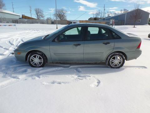 2003 Ford Focus for sale at Car Corner in Sioux Falls SD