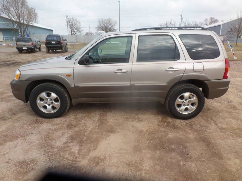 2001 Mazda Tribute for sale at Car Corner in Sioux Falls SD