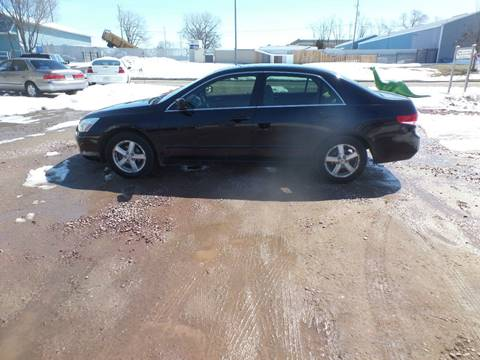 2003 Honda Accord for sale at Car Corner in Sioux Falls SD