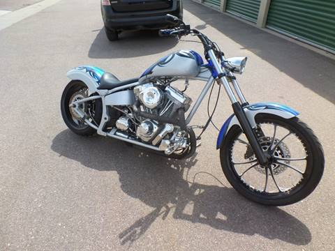 2013 custom road star for sale at Car Corner in Sioux Falls SD