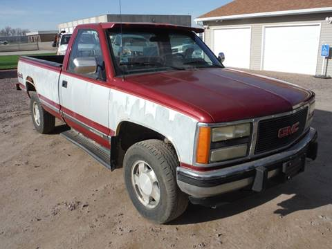 1990 GMC Sierra 2500 for sale in Sioux Falls, SD