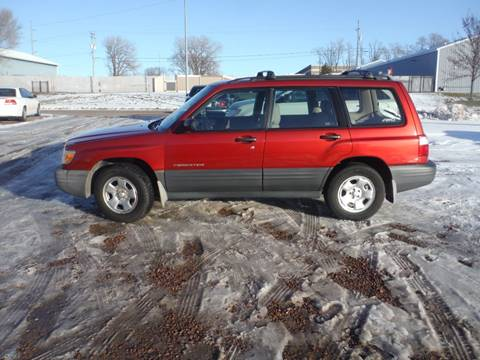 2002 Subaru Forester for sale in Sioux Falls, SD