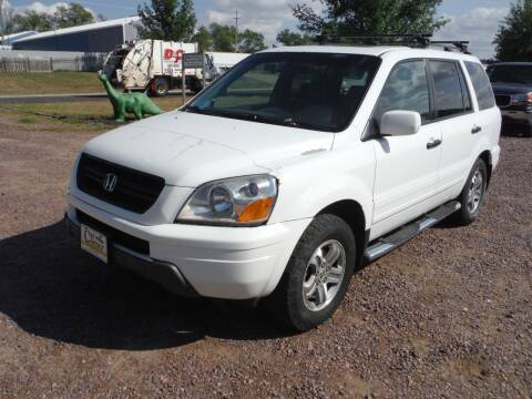 2005 Honda Pilot for sale at Car Corner in Sioux Falls SD