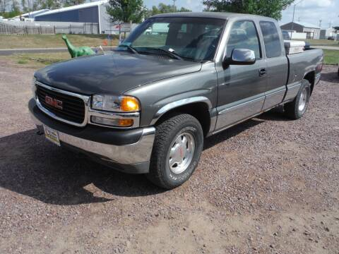 1999 GMC Sierra 1500 for sale at Car Corner in Sioux Falls SD
