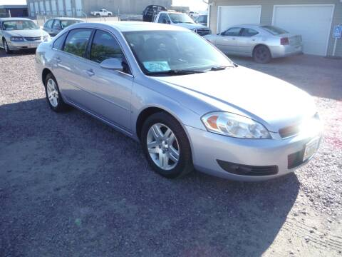 2006 Chevrolet Impala for sale at Car Corner in Sioux Falls SD