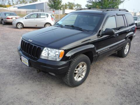 1999 Jeep Grand Cherokee for sale at Car Corner in Sioux Falls SD