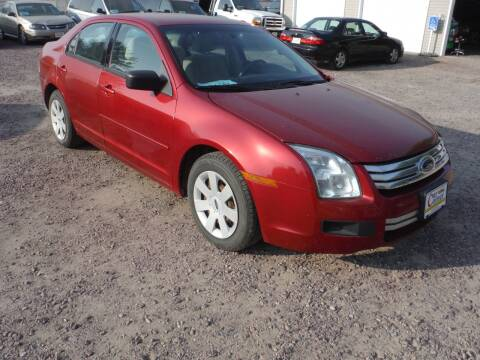 2009 Ford Fusion for sale at Car Corner in Sioux Falls SD