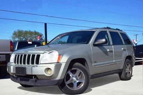 2006 Jeep Grand Cherokee for sale in San Antonio, TX