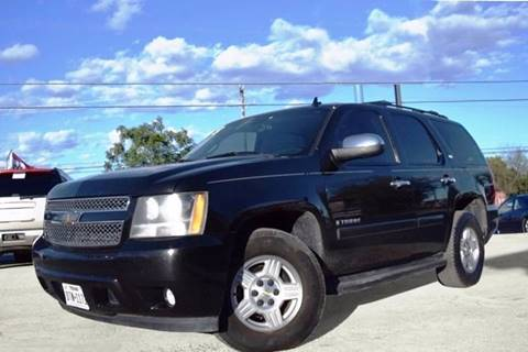 2008 Chevrolet Tahoe for sale in San Antonio, TX