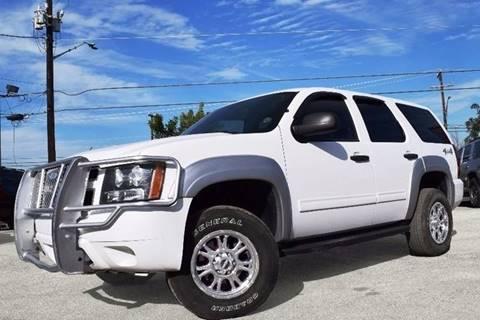 2012 Chevrolet Tahoe
