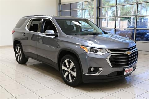 Used Chevy Traverse >> 2019 Chevrolet Traverse For Sale In Bakersfield Ca