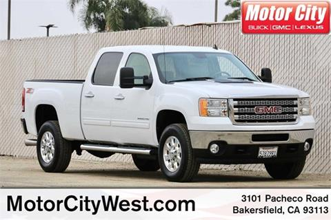 2014 GMC Sierra 2500HD for sale in Bakersfield, CA