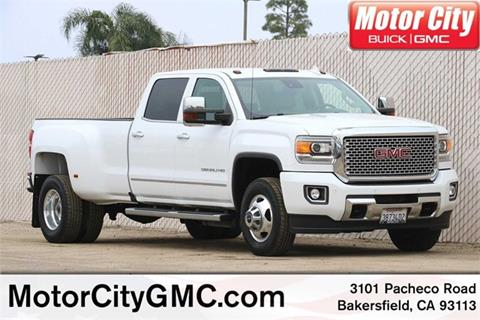 2016 GMC Sierra 3500HD for sale in Bakersfield, CA