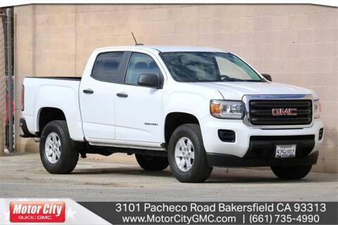 2016 GMC Canyon for sale in Bakersfield, CA
