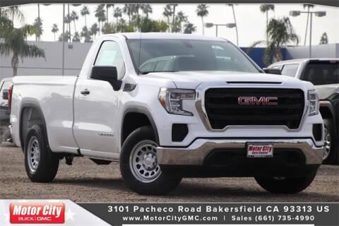 2020 GMC Sierra 1500 for sale in Bakersfield, CA